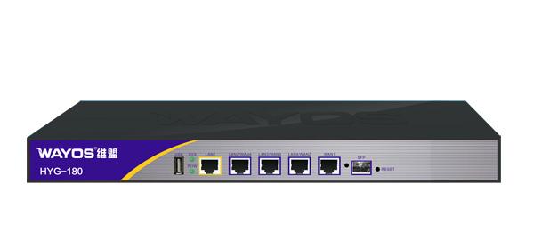 HYG180智慧WiFi网关