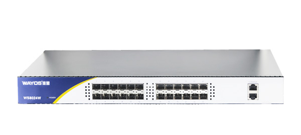WS8024W万兆系列智能交换机