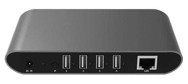 WM-ZB-U44口USB联网交换机