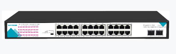 WS4026GP26口千兆非管理型POE交换机